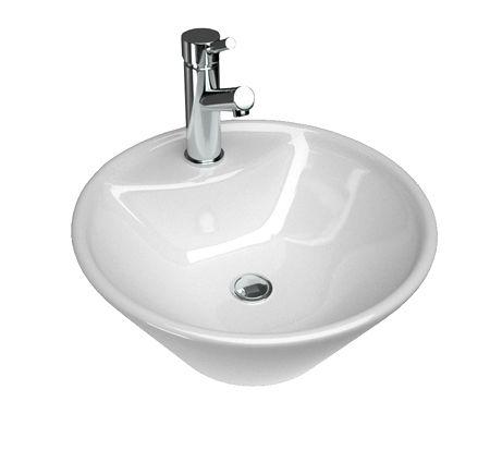 Vada Above Counter Basin 327 Available Bathroom Warehouse