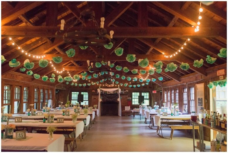 Prince William Forest Park Reception E Copied B C Of The Venue Don T Actually Like Green Puffs