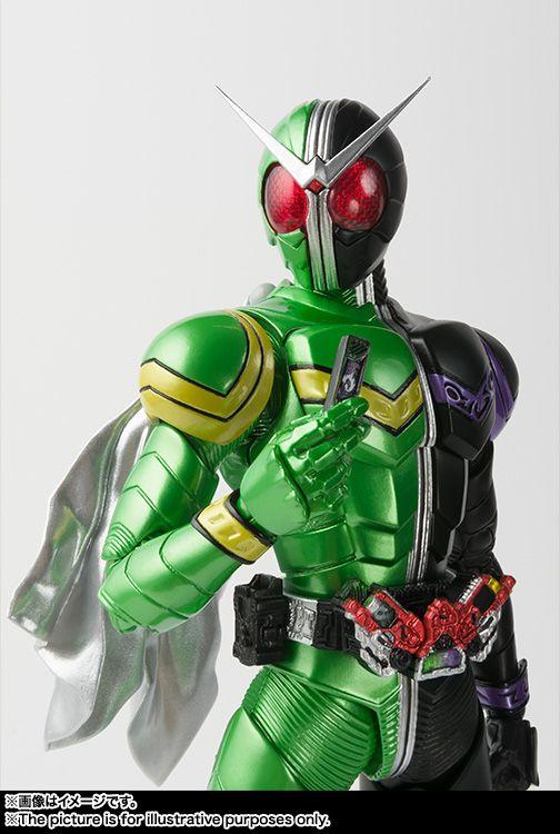 Action Figures Figuarts Kamen Rider W Cyclone Joker S H Yogarmony Gr
