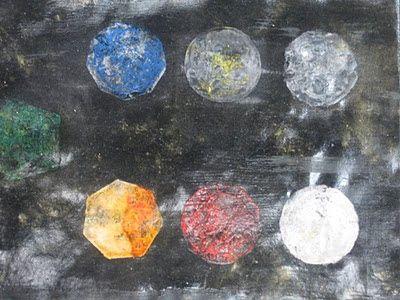 Técnicas de pintura: PINTURA LAVADA