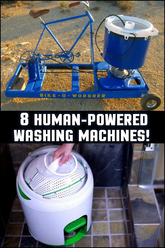 No Powerpoint Needed Human Powered Washing Machines Power Wash Machine Camping Washing Machine Washing Machine