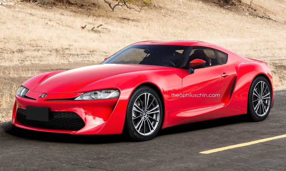 leaked toyota supra will be launched with three engines http