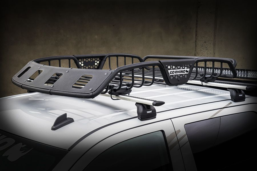 5th Gen 4Runner Roof Rack & Southern Style OffRoad Roof