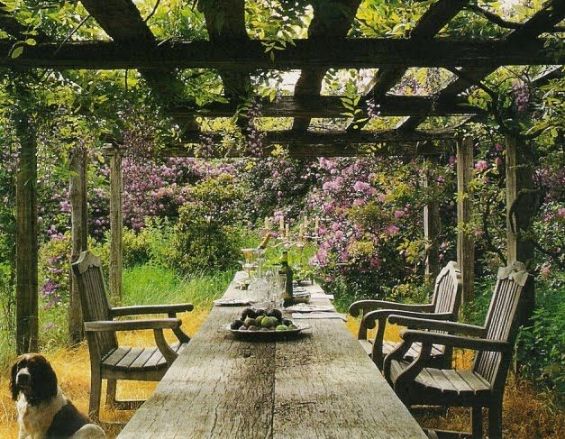 Garden Ideas And Outdoor Living Magazine Pict Image Review