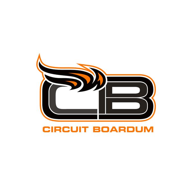 Robotic Team Design by Magnum Logo Design