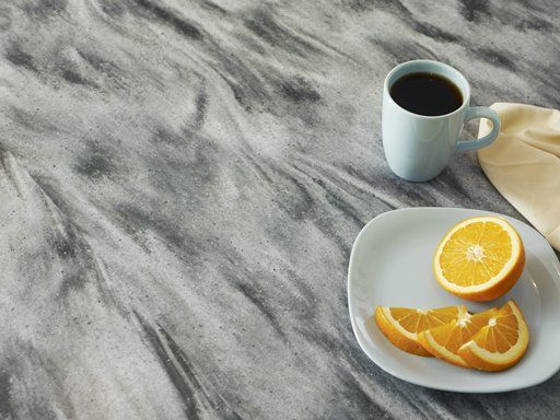 Corian® Bedford Marble From The Martha Stewart Living™ Collection,  Available Exclusively At The