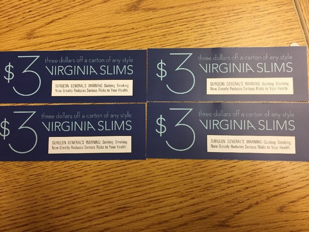 It is a picture of Lucrative Virginia Slims Coupons Printable