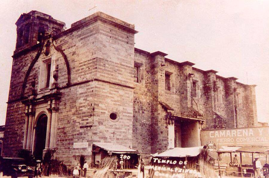 Templo de mexicalzingo