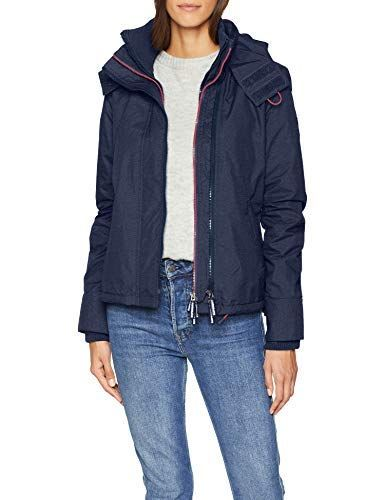 Pop Women's Zip Hooded Arctic Windchea Superdry Sports 1lTKJFc