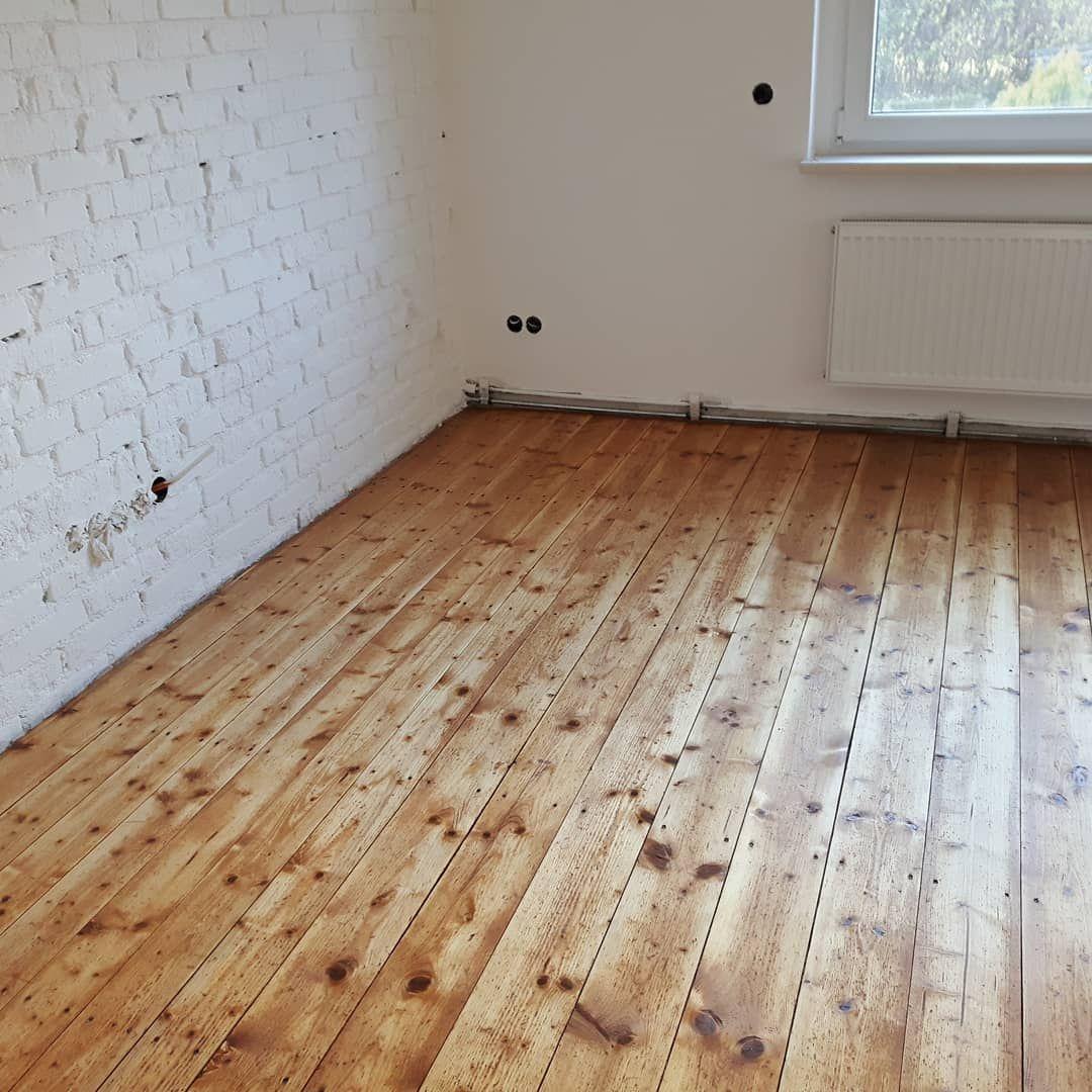 Pin Auf Holz Dielen Fussboden Aufarbeiten