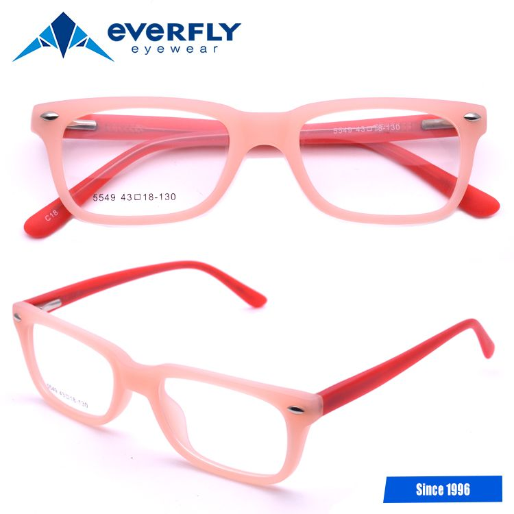 2017 latest optical frames for kids double colors frame glasses china wholesale - Wholesale Glasses Frames