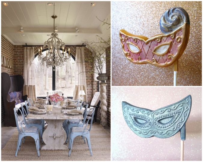 Historically Obsessed : Marie Antoinette Inspired Home Decor Ideas