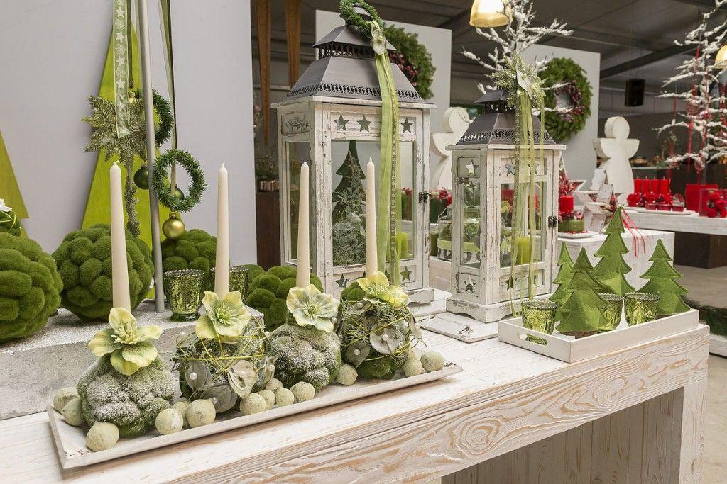 for Weihnachtstrends 2016 floristik