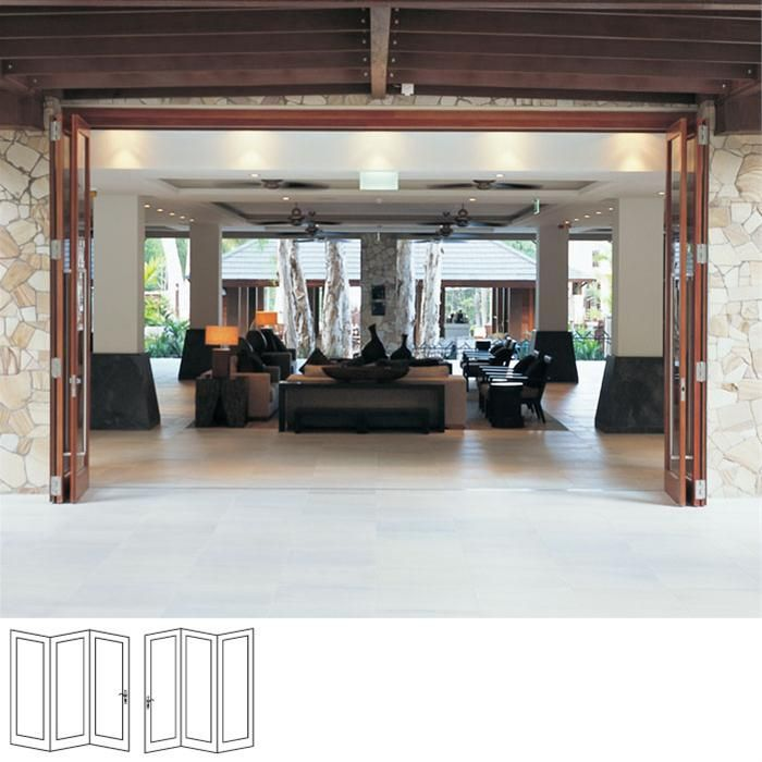 Image Detail For  Folding Patio Doors , Exterior Folding Doors , Glass Bi Fold  Doors