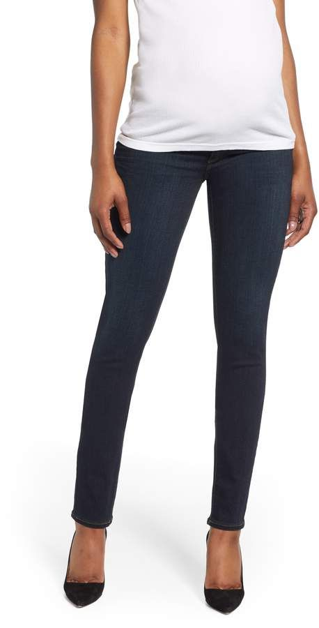 2b772337f03ea Paige Transcend - Skyline Skinny Maternity Jeans in 2019 | Products ...