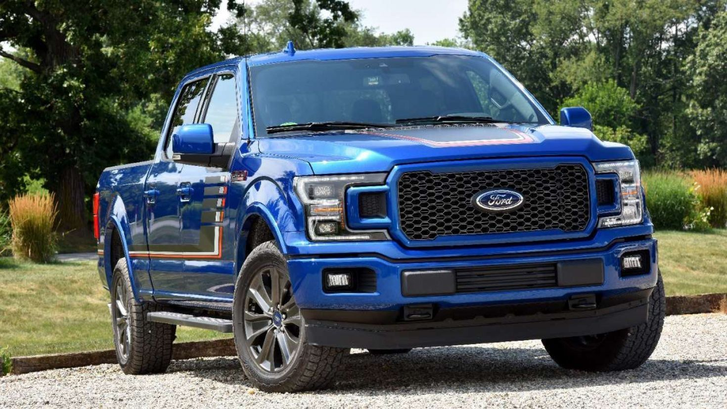 Fully Electric Ford F 150 Pickup In The Works Fox News Autos
