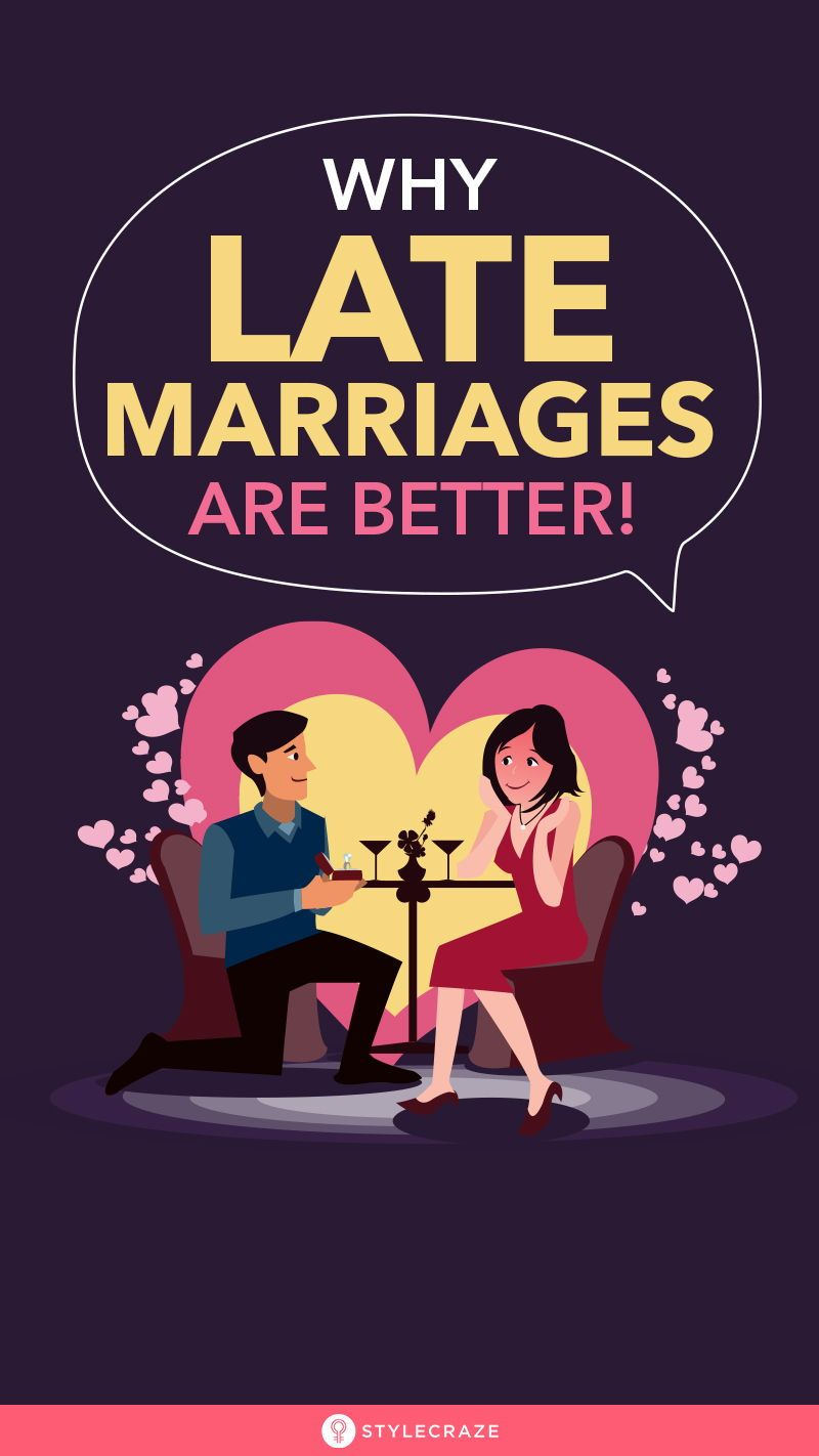 A Psychologist Explains Why Late Marriages Are Happier