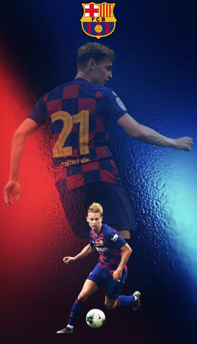 Barcelona Fußballspieler