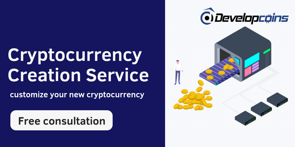Cryptocurrency service