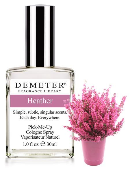 Heather by Demeter Fragrance Library