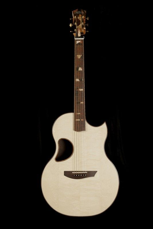 Picasso Custom Guitar | McPherson Guitars | Guitars | Pinterest ...