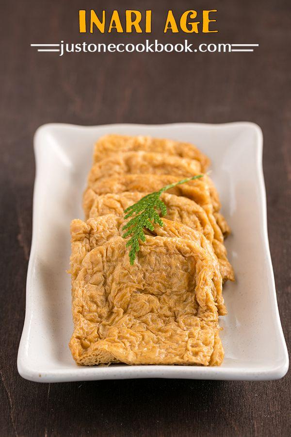 Inari Age Recipe Best Asian Recipes Pinterest Recipes