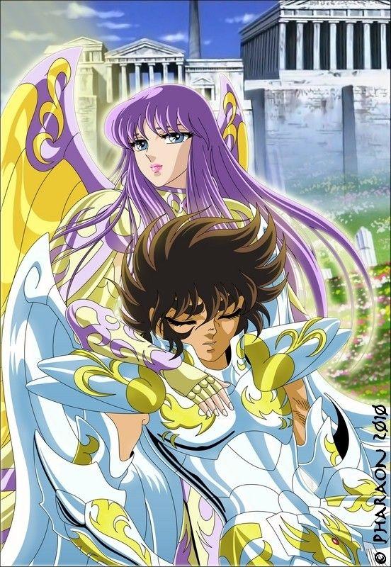 Pin by kikyo on 星矢 Saint seiya, Anime, Manga anime