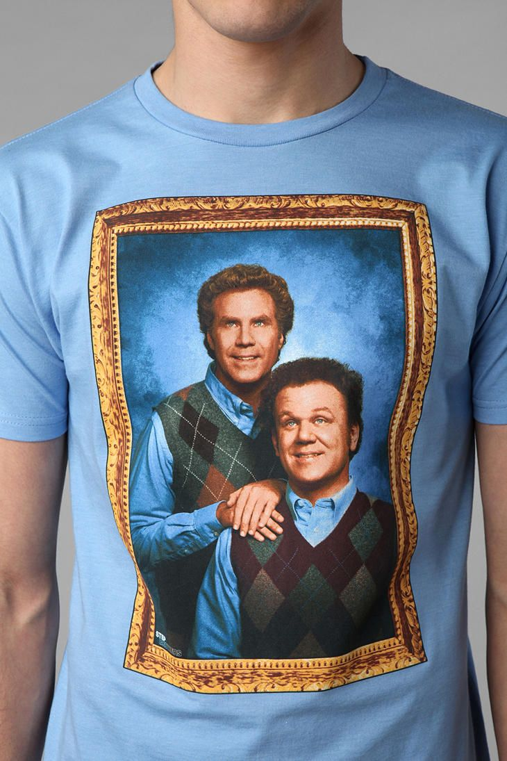 4ae97414 Urban Outfitters - Step Brothers Portrait Tee | Stuff I (don't) NEED ...
