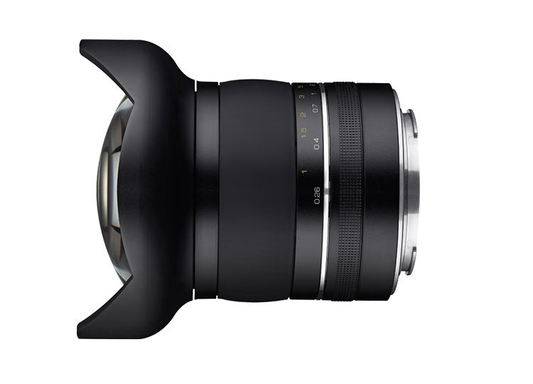Samyang Xp 10mm F 3 5 Full Frame Dslr Lens For Nikon And Canon To Be Announced Soon Photo Rumors Dslr Lens Lens Dslr
