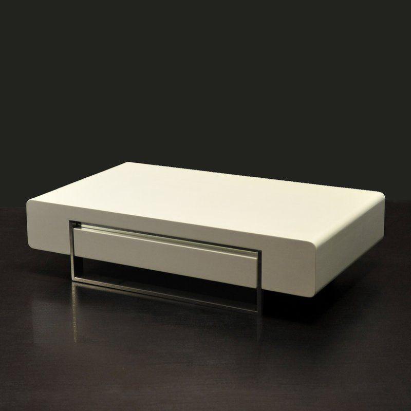 maisie modern coffee table - Cb2 Element Couchtisch