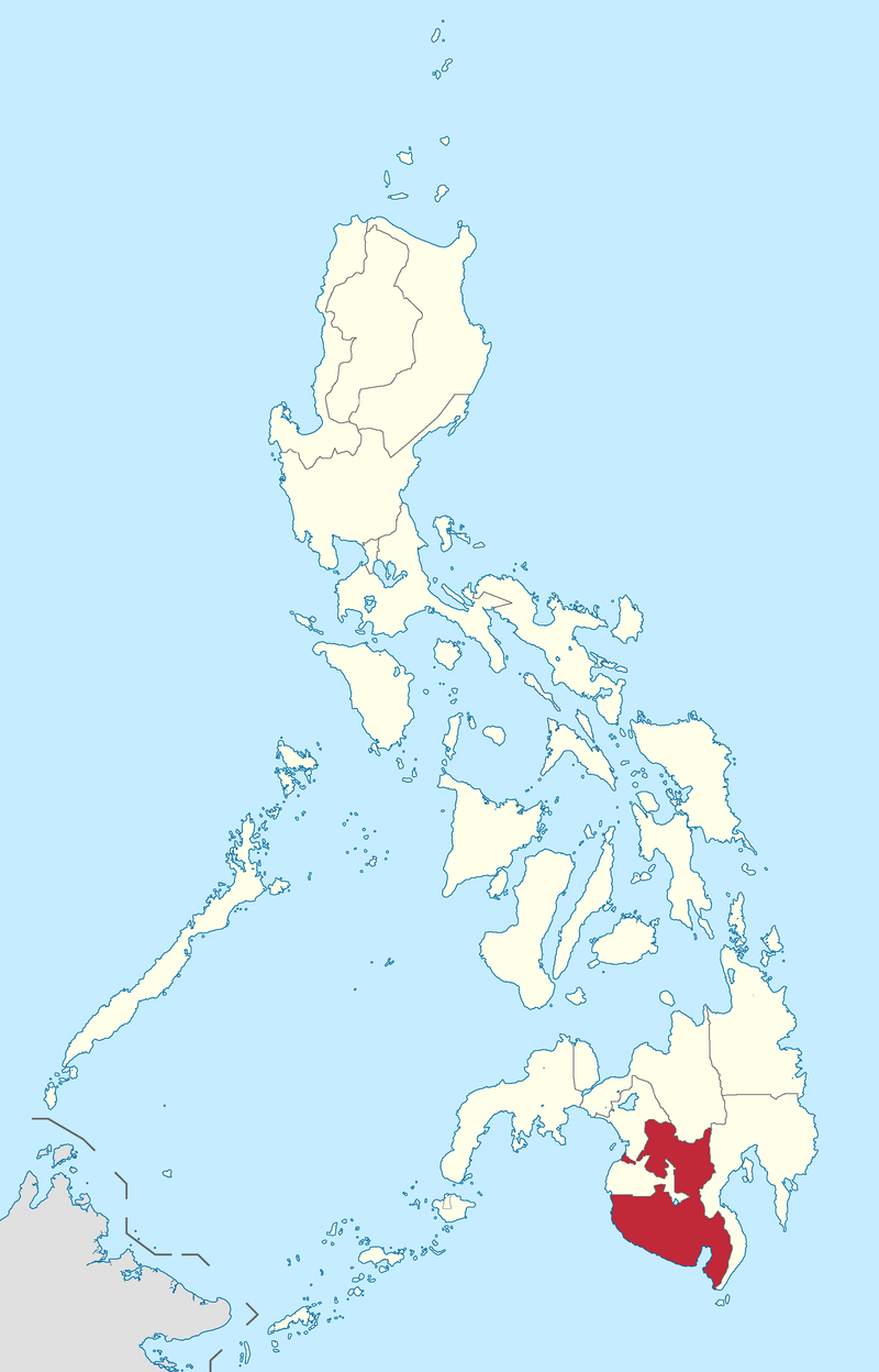 Cotabato Cotabato City General Santos Sarangani South ...