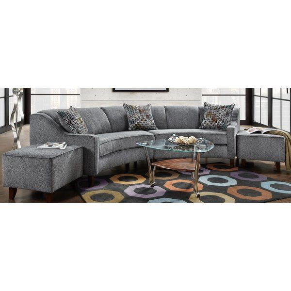 You Ll Love The Caroline Sectional At Wayfair Great Deals On All Furniture Products With Free Shipping On Most Sectional Sofa Furniture Sectional Sofa Couch