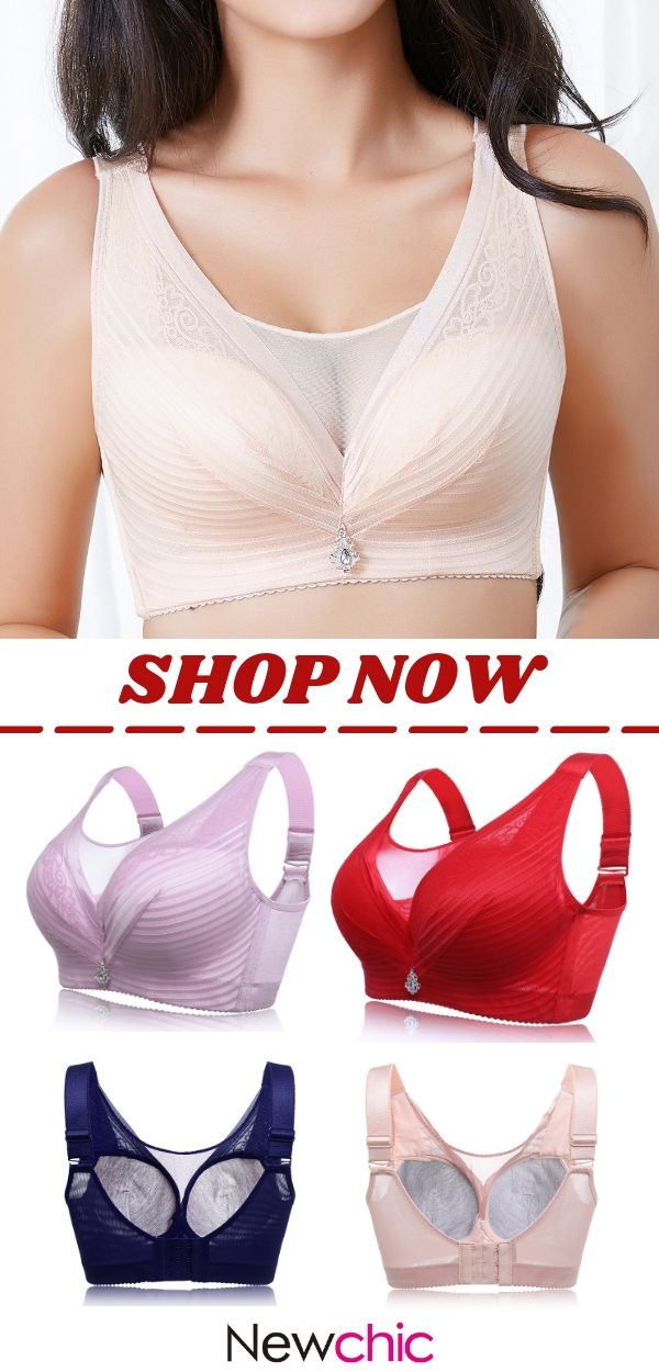 e27ad36bacca5  57% OFF Wireless Soft Full Busted Adjustable Comfy Bras  bras  lace   adjustable  soft  lingerie  wireless  comfy