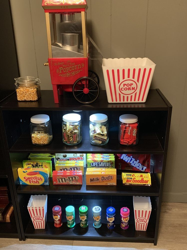 Pin By Kaylen Sims On Food Home Cinema Room Movie Room Movie Room Decor