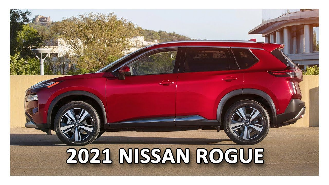 2021 Nissan Rogue in 2020 Nissan rogue, Nissan, Suv