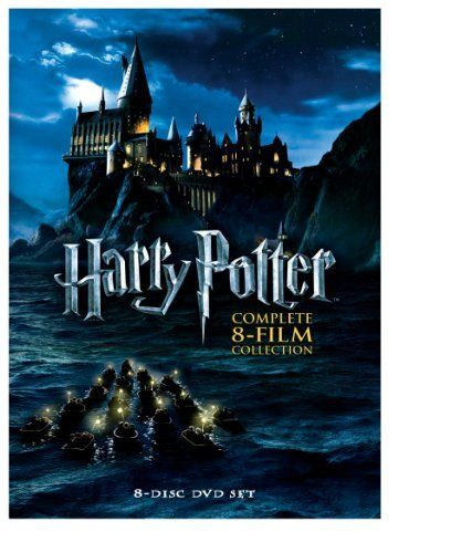Harry Potter: The Complete 8 Film Collection (883929182879