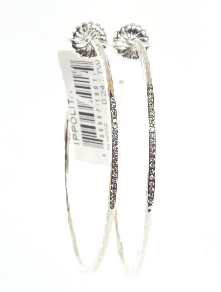 d869a1d1a73f6 Details about New IPPOLITA Sterling Silver Glamazon Stardust #5 ...