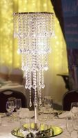 Source Wedding crystal chandelier centerpieces , table chandeliers for weddings on m.alibaba.com
