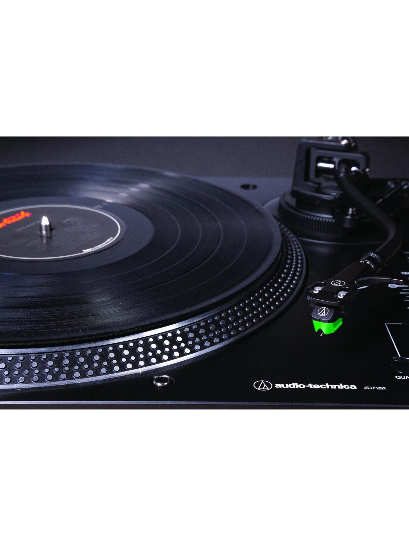 gaixample.org Audio-Technica AT-LP120XUSB Manual Direct-Drive ...