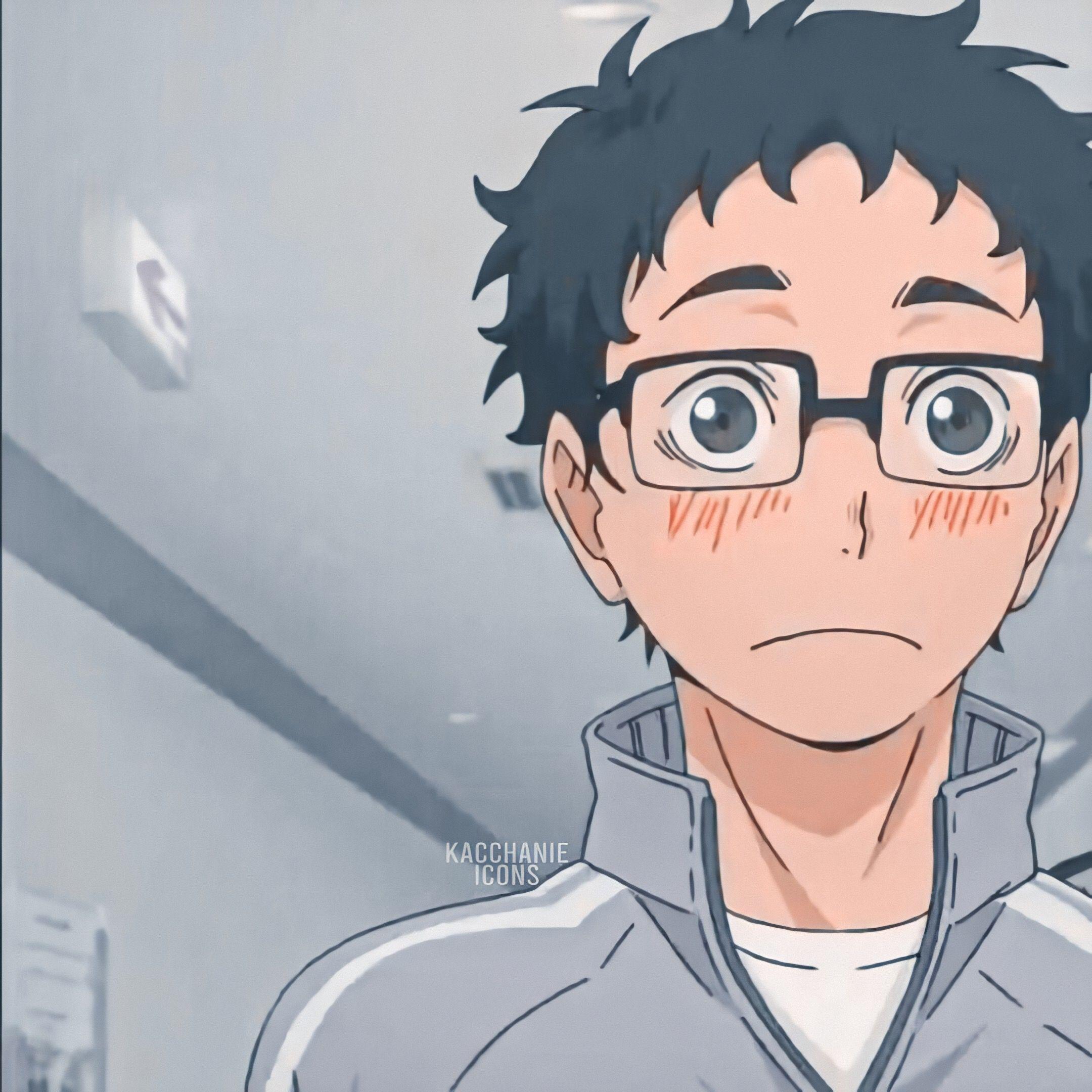 ୖ༣ 𝚖𝚊𝚝𝚌𝚑༞☄︎ in 2020 Haikyuu, Anime, Icon