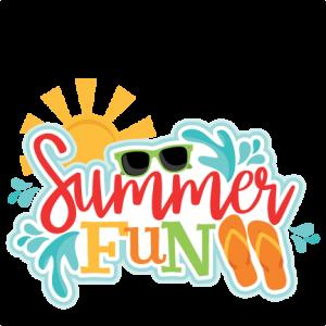 summer fun title miss kate s clip art summer pinterest summer rh pinterest co uk summer fun clipart black and white free summer fun clipart free