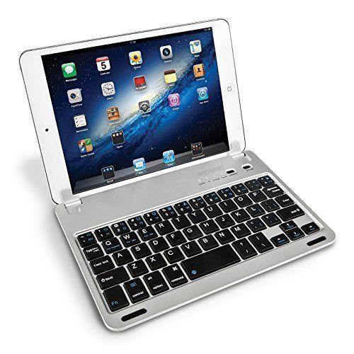 great look big sale crazy price cool Caseflex Ultra Thin iPad Mini Bluetooth Keyboard With ...