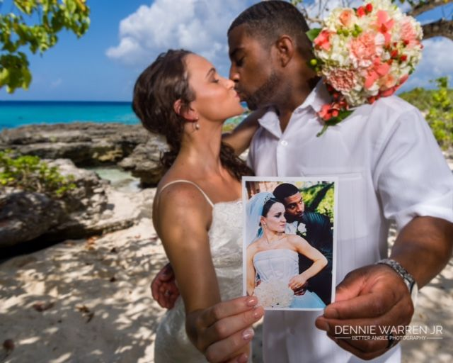 Wedding Vow Renewal - Tropical Vows