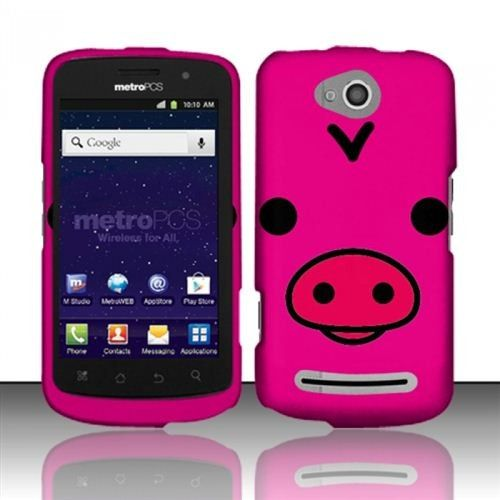 Hey!So cute pink pig hard case for Coolpad Quattro 4G here. Don't miss this opportunity to have a great look for your phone!