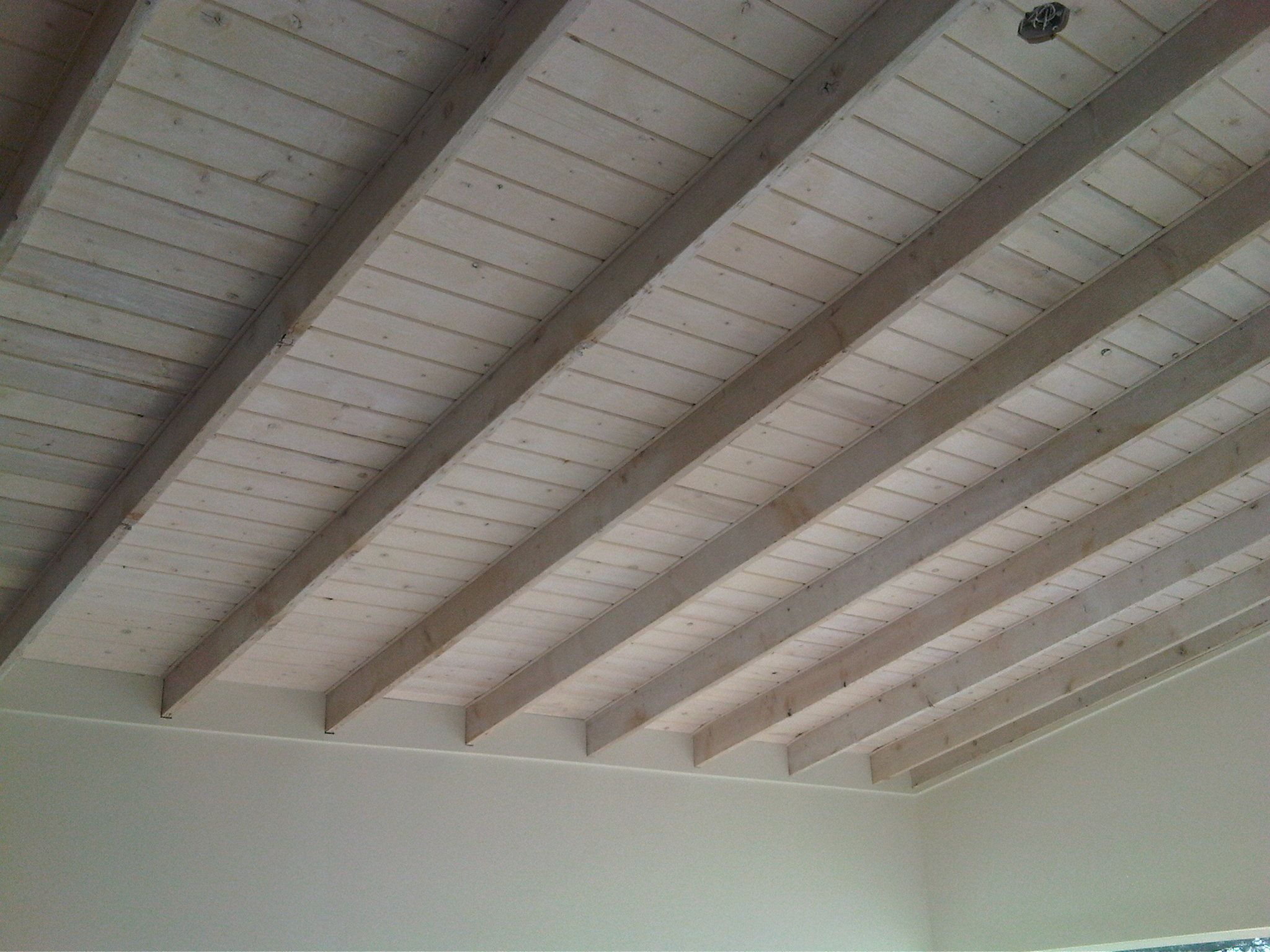whitewashed wood ceiling - White Washed Wood Ceilings