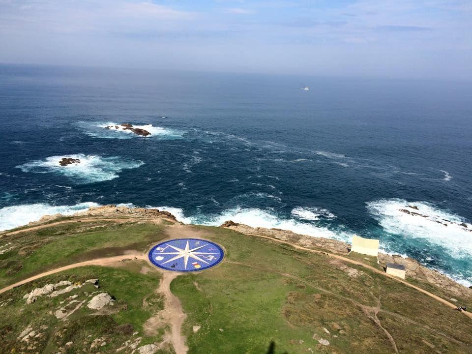 Vista desde la Torre de Hércules, La Coruña.