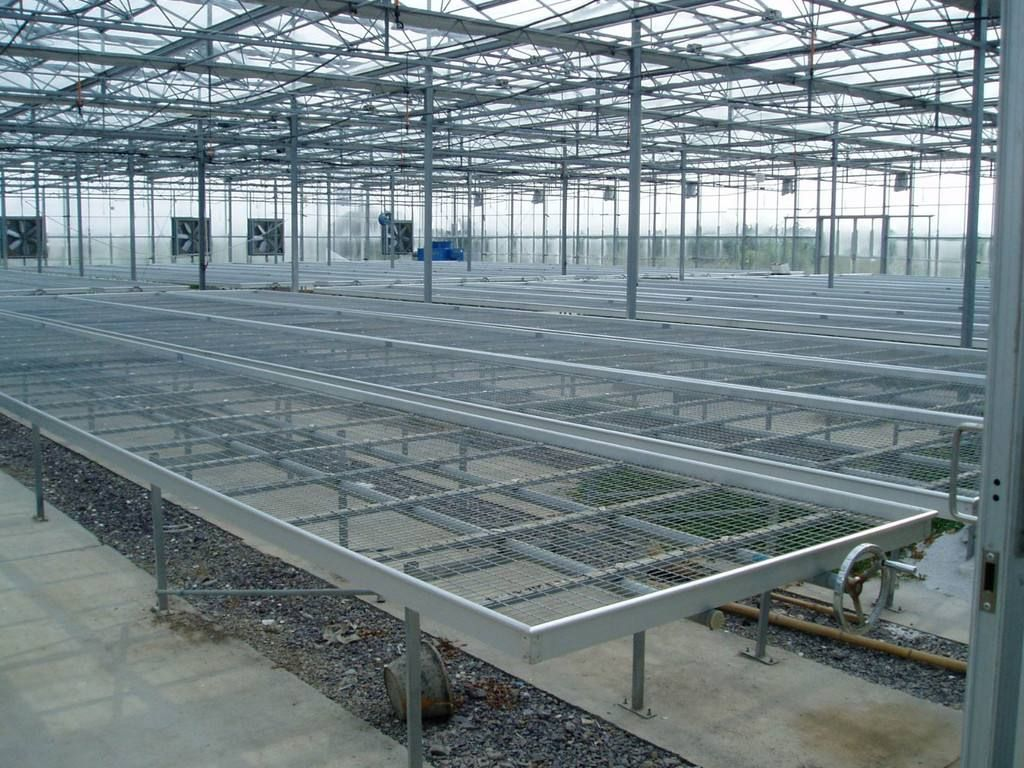 Welded Wire Green House - WIRE Center •