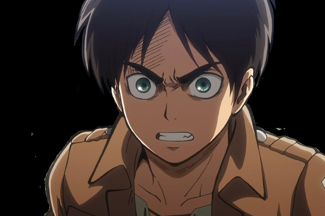 Alfa img Showing > Eren Jaeger Angry Faces Eren jaeger