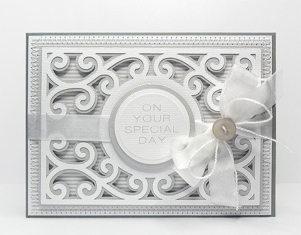 Database Error Wedding Card Craft Cricut Anniversary Card Bird Cards
