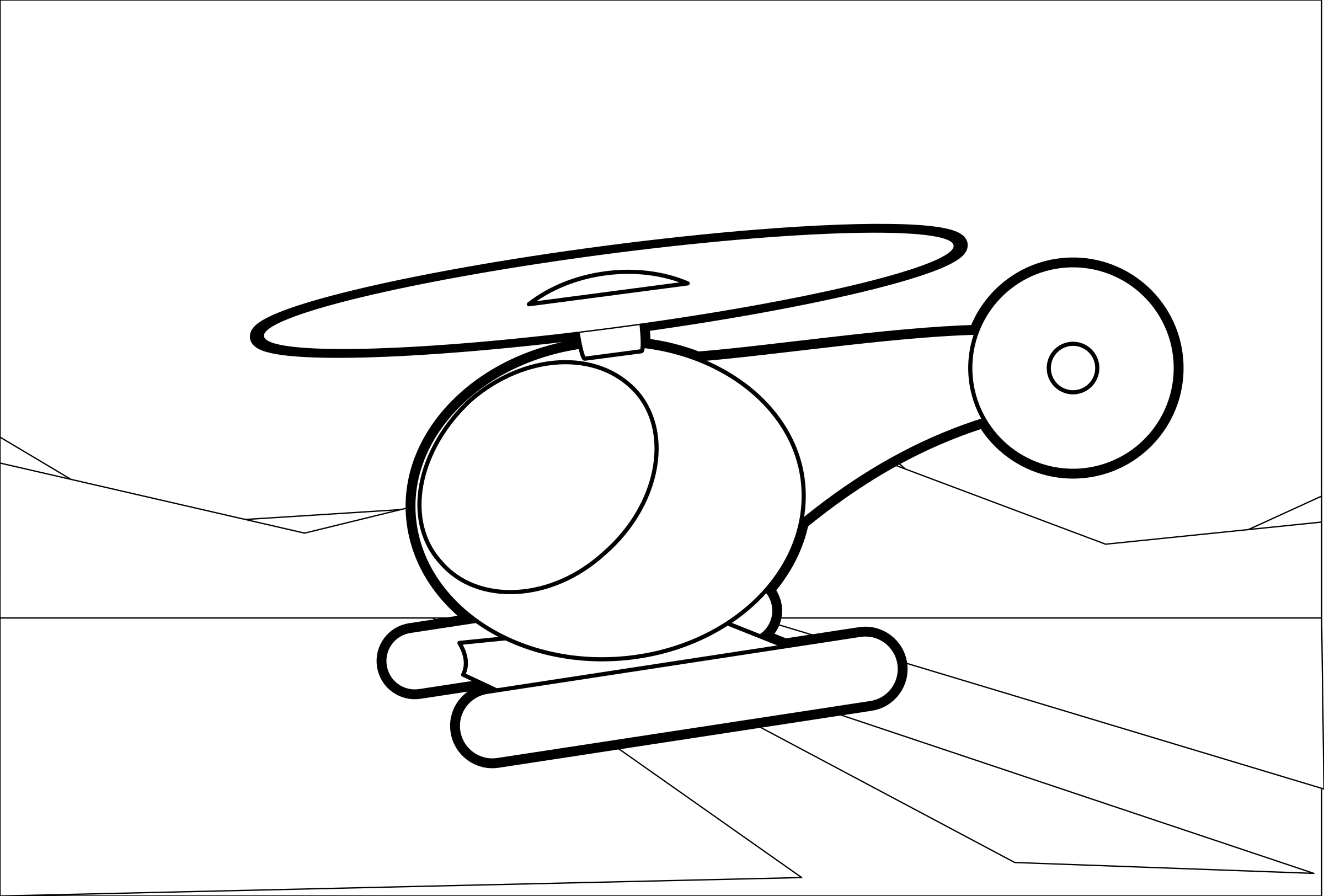 Helicopter Coloring Pages Coloring Books Helicopter [ 1624 x 2400 Pixel ]